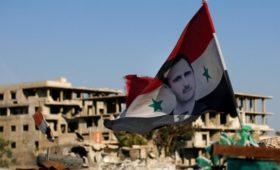Сирийская армия начала наступление на курдские территории