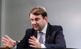 Орешкин поддержал высокоскоростной мегапроект РЖД за ₽2,3 трлн