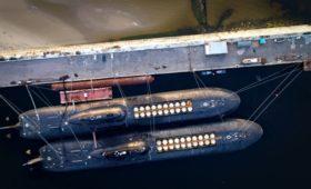 СМИ узнали о секретной операции российских подлодок в Атлантике