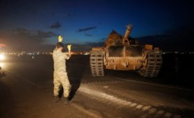 Кремль подтвердил контакты с Турцией по проведению операции в Сирии