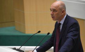 Силуанов связал выдачу кредита Белоруссии с ходом интеграции двух стран