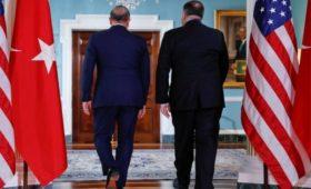 Главу американской дипмиссии в Турции вызвали в МИД из-за лайка