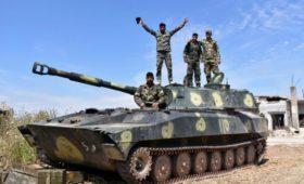 СМИ сообщили о намерении сирийской армии вступить на курдские территории