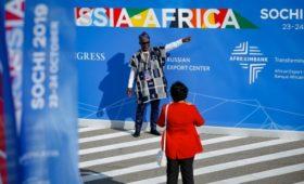 Саммит «Россия— Африка» попал в тройку самых дорогих событий за 10 лет
