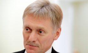 Песков сообщил о составленной заранее «болванке» меморандума с Турцией