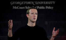 Цукерберг ответил на предложение Сандерса избавиться от миллиардеров