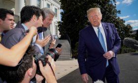 Трамп назвал отправку войск на Ближний Восток худшим решением властей США