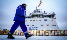«Газпром» попросил исключений для судов под иностранным флагом в Арктике