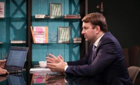 Беседа с Максимом Орешкиным. Главное
