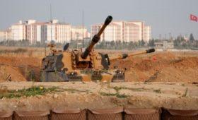 Перемирие на севере Сирии сорвано
