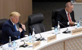 Bloomberg узнал о дате ввода санкций США против Турции
