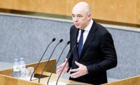 Силуанов предупредил об ответственности для нанимающих самозанятых фирм