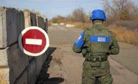 Кремль обвинил «украинские силы» в саботаже урегулирования в Донбассе