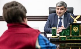 Парламент Кабардино-Балкарии избрал Казбека Кокова главой республики