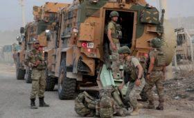 СМИ узнали о возможном введении ЕС оружейного эмбарго против Турции