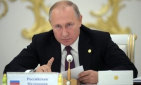 Путин попросил «не назначать» виновных в нападении на Saudi Aramco