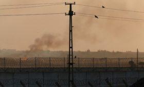 SANA сообщило о поджоге курдами нефтяных скважин на севере Сирии