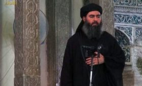 Трамп заявил о ликвидации лидера «Исламского государства»