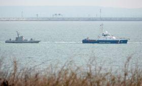 Четыре страны обратились к России с заявлением из-за Азовского моря
