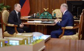 Бажаев сообщил Путину о планах привлечь партнеров в проект на Таймыре