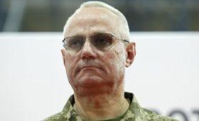 Главком ВС Украины назвал Крым «кошмарящей всю Европу» российской базой