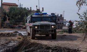 Минобороны России сообщило об обстреле колонны США протурецкими боевиками