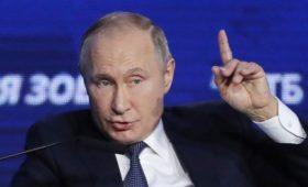 Путин объяснил причину распада СССР неэффективной политикой
