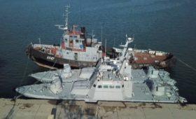 На Украине оценили ущерб возвращенным Москвой кораблям в $2,3 млн