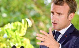 Макрон заявил о «смерти мозга» НАТО