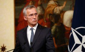 Столтенберг объявил о планах признать космос сферой деятельности НАТО