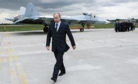 Путин объяснил сокращение расходов на оборону