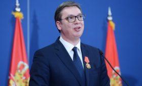 Президент Сербии заявил об отсутствии денег на покупку С-400 у России