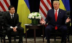 Стенограмма первого разговора Трампа с Зеленским. Полный текст на русском