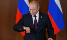 Кремль назвал дату большой пресс-конференции Путина