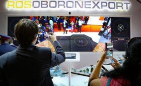 Поставщики и покупатели оружия задолжали «Рособоронэкспорту» $13 млрд