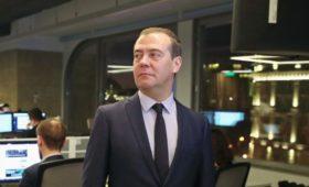 Медведев поддержал подход Минфина к инвестированию средств из ФНБ