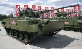 Шойгу анонсировал появление новой техники на Параде Победы в 2020 году