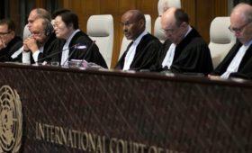Международный суд ООН поддержал Киев в споре с Москвой
