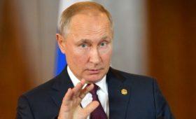 Путин отверг возможность встречи с Зеленским до «нормандского» саммита