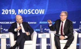 Кудрин обвинил правительство в сокращении спроса в экономике на ₽1 трлн