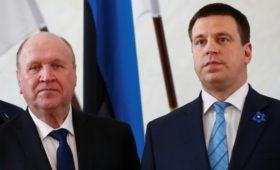 Эстонский премьер заочно поспорил с подчиненным о плане обороны от России