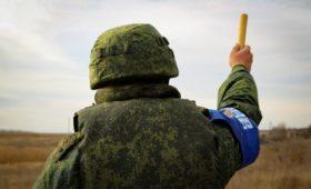 Разведение противостоящих сил в Донбассе вновь сорвалось