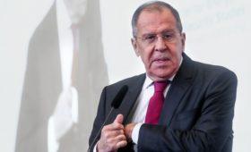 Лавров обвинил США в создании квазигосударства на востоке Сирии