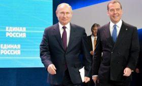 Как Путин и Медведев готовили «Единую Россию» к выборам. Что важно знать