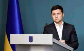 Киев заявил о требовании населения к Зеленскому договориться с Путиным