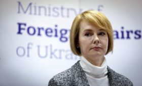 Замглавы МИД Украины объявила об уходе из-за нежелания дружить с Россией