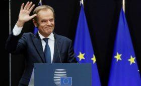 Туск сравнил свой срок на посту главы Евросовета с триллером Хичкока