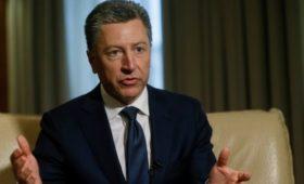 Волкер заявил о жалобе Трампа на попытку Украины вмешаться в выборы