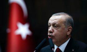 Эрдоган заявил о захвате одной из жен аль-Багдади