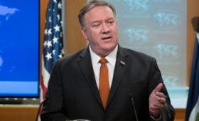 Помпео предложил расследовать «вмешательство» Украины в выборы США